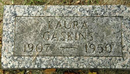 GASKINS, LAURA - Black Hawk County, Iowa | LAURA GASKINS