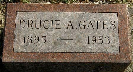 GATES, DRUCIE A. - Black Hawk County, Iowa | DRUCIE A. GATES