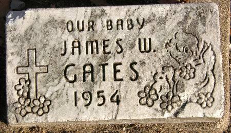 GATES, JAMES W. - Black Hawk County, Iowa | JAMES W. GATES