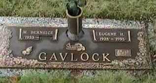 GAVLOCK, BERNEICE & EUGENE - Black Hawk County, Iowa | BERNEICE & EUGENE GAVLOCK