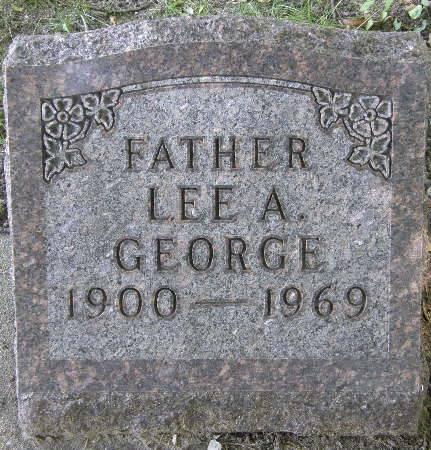 GEORGE, LEE A. - Black Hawk County, Iowa | LEE A. GEORGE