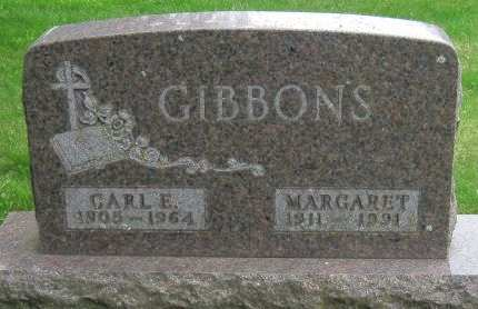 GIBBONS, CARL E. - Black Hawk County, Iowa | CARL E. GIBBONS