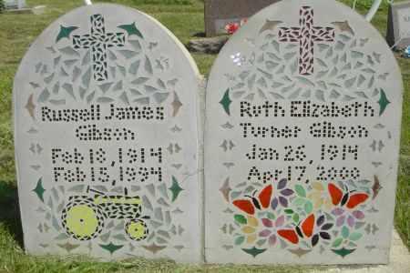 GIBSON, RUTH ELIZABETH - Black Hawk County, Iowa   RUTH ELIZABETH GIBSON