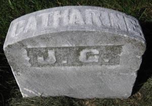GILL, CATHARINE - Black Hawk County, Iowa | CATHARINE GILL
