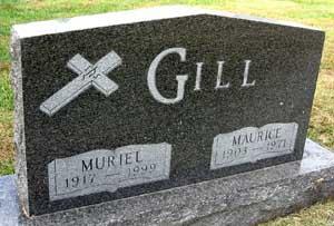 GILL, MAURICE - Black Hawk County, Iowa | MAURICE GILL