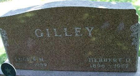 GILLEY, HERBERT O. - Black Hawk County, Iowa | HERBERT O. GILLEY
