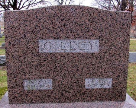 GILLEY, INEZ R. - Black Hawk County, Iowa | INEZ R. GILLEY