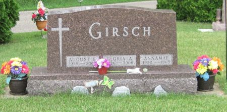 GIRSCH, GLORIA A. - Black Hawk County, Iowa | GLORIA A. GIRSCH