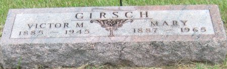 GIRSCH, MARY - Black Hawk County, Iowa | MARY GIRSCH
