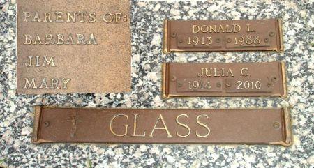 GLASS, JULIA C. - Black Hawk County, Iowa   JULIA C. GLASS