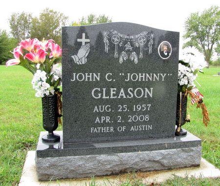 GLEASON, JOHN C. - Black Hawk County, Iowa | JOHN C. GLEASON