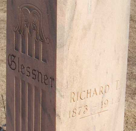 GLESSNER, RICHARD T. - Black Hawk County, Iowa | RICHARD T. GLESSNER