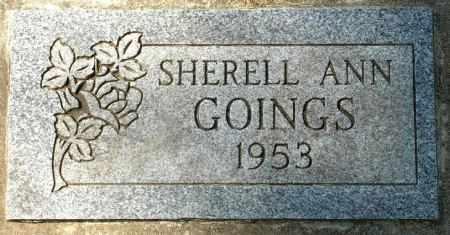 GOINGS, SHERELL ANN - Black Hawk County, Iowa | SHERELL ANN GOINGS