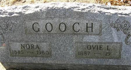 GOOCH, NORA - Black Hawk County, Iowa | NORA GOOCH