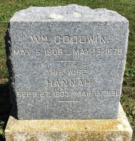 GOODWIN, HANNAH - Black Hawk County, Iowa | HANNAH GOODWIN