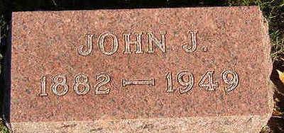 GORMAN, JOHN J. - Black Hawk County, Iowa | JOHN J. GORMAN