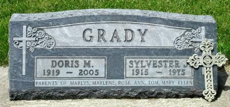 GRADY, DORIS M. - Black Hawk County, Iowa   DORIS M. GRADY