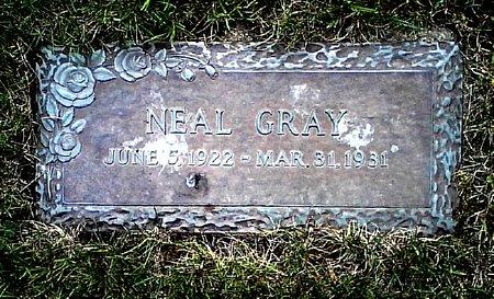 GRAY, NEAL - Black Hawk County, Iowa | NEAL GRAY