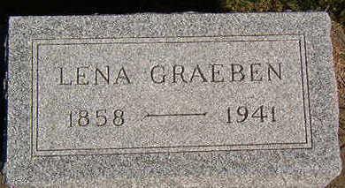 GRAEBEN, LENA - Black Hawk County, Iowa | LENA GRAEBEN