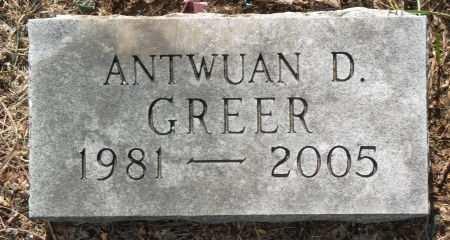 GREER, ANTWUAN D. - Black Hawk County, Iowa | ANTWUAN D. GREER