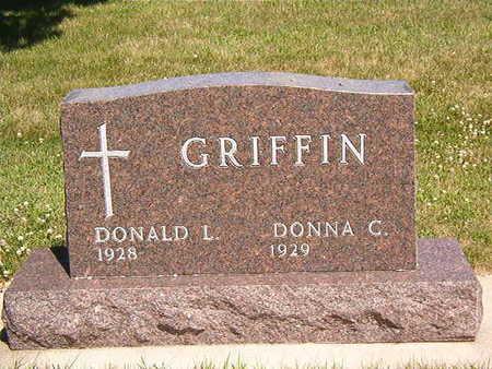 GRIFFIN, DONALD L. - Black Hawk County, Iowa | DONALD L. GRIFFIN