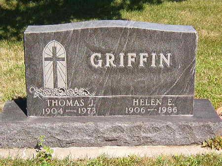 GRIFFIN, HELEN E. - Black Hawk County, Iowa | HELEN E. GRIFFIN