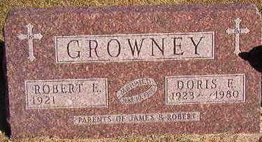 GROWNEY, DORIS E. - Black Hawk County, Iowa | DORIS E. GROWNEY