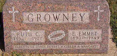 GROWNEY, E. EMMET - Black Hawk County, Iowa | E. EMMET GROWNEY