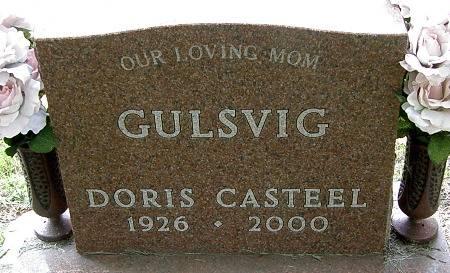 CASTEEL GULSVIG, DORIS - Black Hawk County, Iowa | DORIS CASTEEL GULSVIG