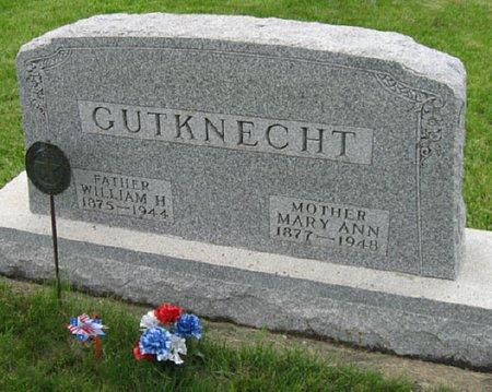 GUTKNECHT, WILLIAM H. - Black Hawk County, Iowa   WILLIAM H. GUTKNECHT