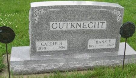 GUTNECHT, CARRIE H. - Black Hawk County, Iowa | CARRIE H. GUTNECHT