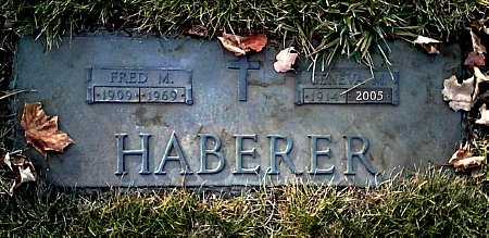 HABERER, FRED M. - Black Hawk County, Iowa | FRED M. HABERER