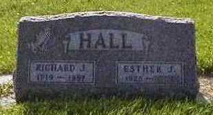 HALL, RICHARD J. - Black Hawk County, Iowa | RICHARD J. HALL