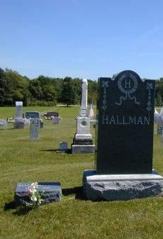 HALLMAN, MARY ANN - Black Hawk County, Iowa | MARY ANN HALLMAN