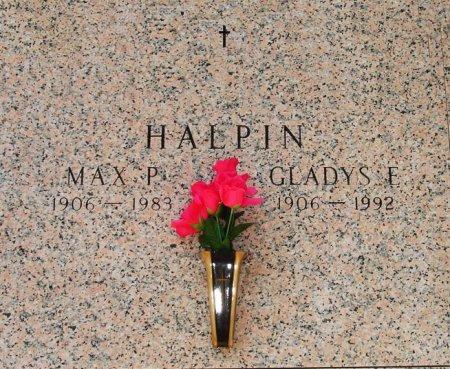 HALPIN, MAX P. - Black Hawk County, Iowa | MAX P. HALPIN