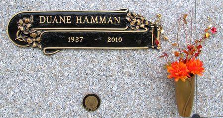 HAMMAN, DUANE - Black Hawk County, Iowa | DUANE HAMMAN