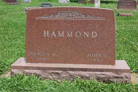 HAMMOND, JOHN O. - Black Hawk County, Iowa | JOHN O. HAMMOND