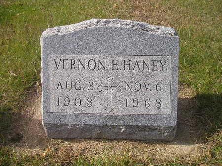 HANEY, VERNON E - Black Hawk County, Iowa | VERNON E HANEY