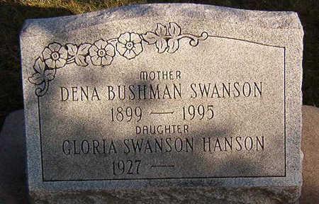 HANSON, GLORIA - Black Hawk County, Iowa | GLORIA HANSON