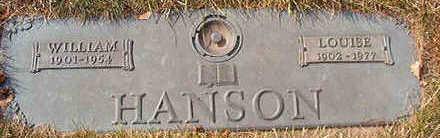 HANSON, LOUISE - Black Hawk County, Iowa | LOUISE HANSON