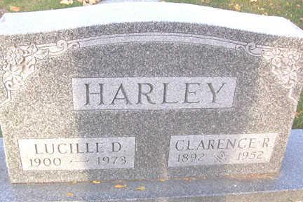 HARLEY, CLARENCE - Black Hawk County, Iowa | CLARENCE HARLEY