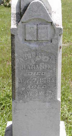 HARMON, ALBERT T. - Black Hawk County, Iowa | ALBERT T. HARMON