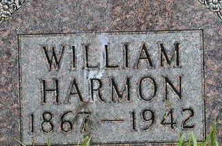 HARMON, WILLIAM - Black Hawk County, Iowa   WILLIAM HARMON