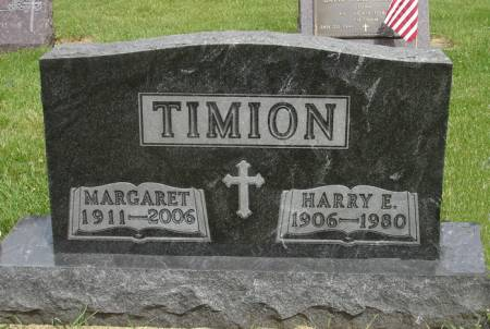 TIMION AHLES, MARGARET - Black Hawk County, Iowa | MARGARET TIMION AHLES