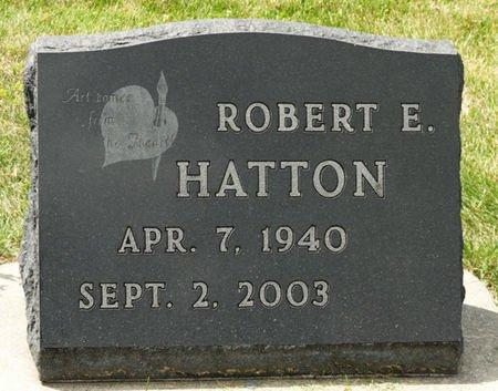 HATTON, ROBERT E. - Black Hawk County, Iowa | ROBERT E. HATTON