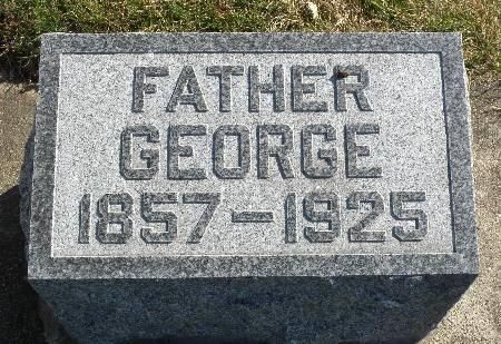 HAUSMAN, GEORGE - Black Hawk County, Iowa | GEORGE HAUSMAN