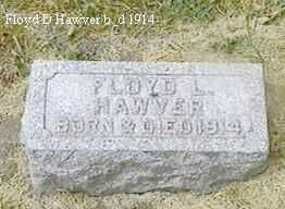 HAWVER, FLOYD - Black Hawk County, Iowa | FLOYD HAWVER
