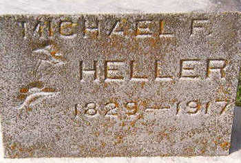 HELLER, MICHAEL F. - Black Hawk County, Iowa | MICHAEL F. HELLER