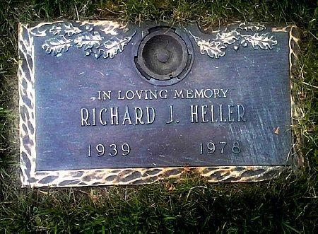 HELLER, RICHARD J. - Black Hawk County, Iowa | RICHARD J. HELLER