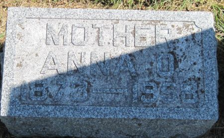 HEMMER, ANNA O. - Black Hawk County, Iowa | ANNA O. HEMMER